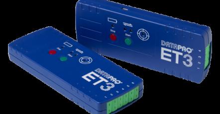 EasyTrack3 oven datalogger voor de Food Industry