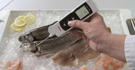 Horeca temperatuurmeter voor HACCP registraties