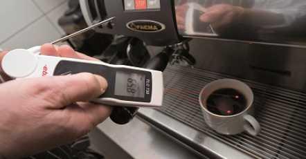 Horeca thermometer