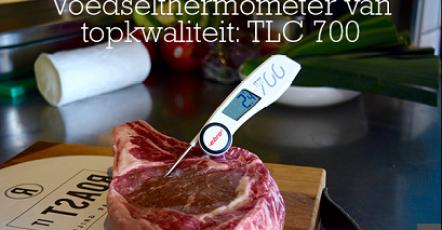 Kernthermometer vlees