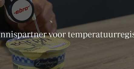 Temperatuur monitoring vereenvoudigen