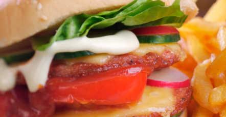 Veilig voedsel door hygiënecontrole in fastfoodrestaurants!